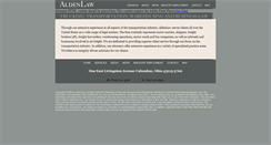 Preview of aldenlaw.net